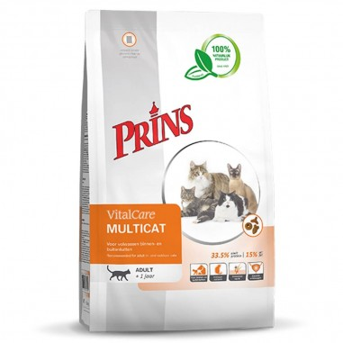 Prins VitalCare Multicat 5 kg