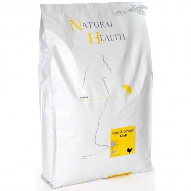 Natural Health Pure & Simple Adult 7,5 kg