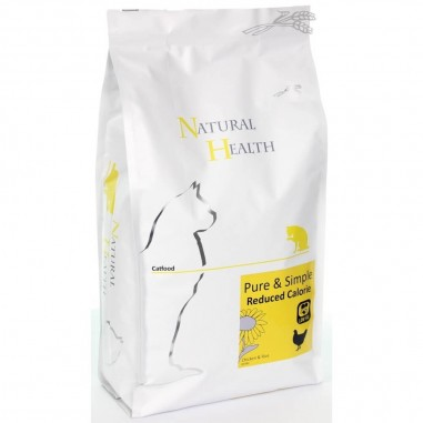 Natural Health Pure & Simple Reduced Calorie 2,5 kg