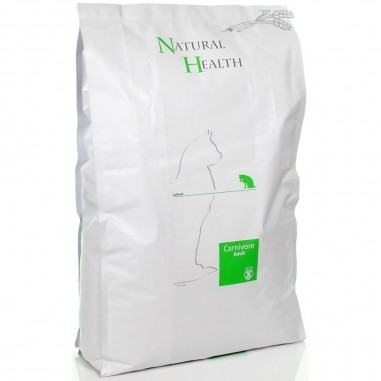 Natural Health Carnivore Adult 7,5 kg