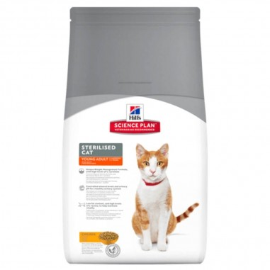 Hill's Science Plan Feline Young Adult Sterilised Cat 8 kg