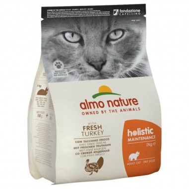 Almo Nature Holistic Maintenance Kalkoen 2 kg