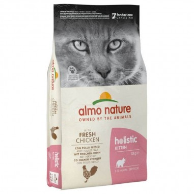 Almo Nature Holistic Kitten Kip 12 kg