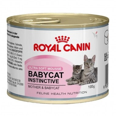 Royal Canin Mother & Babycat Mousse 12 x 195 gram