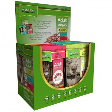 Natures Menu Multipack 12 x 100g