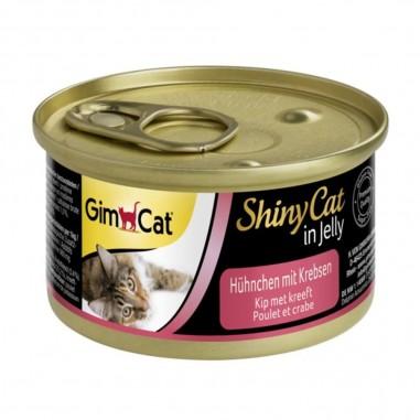 ShinyCat Kip met Kreeft 70 gram