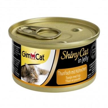 ShinyCat Tonijn met Kip 70 gram