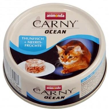 Animonda Carny Ocean : animonda carny ocean tonijn zeevruchten 12 x 80 gram ~ Watch28wear.com Haus und Dekorationen