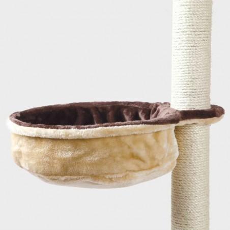Trixie Hangmat voor krabpaal Bruin/Beige
