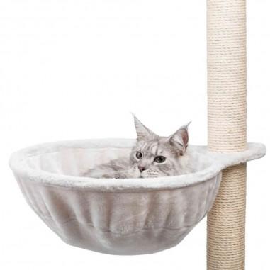 Trixie Hangmat XL voor krabpaal Lichtgrijs