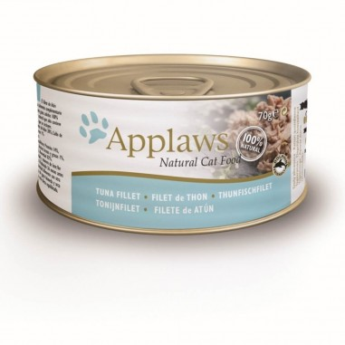 Applaws Tonijnfilet 70 gram