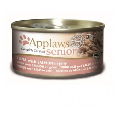 Applaws Senior Tonijn & Zalm 70 gram