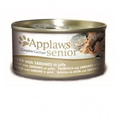 Applaws Senior Tonijn & Sardine 70 gram