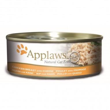 Applaws Kippenborst & Kaas 24 x 156 gram
