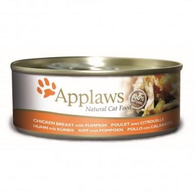 Applaws Kippenborst met Pompoen 156 gram