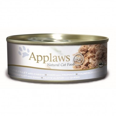 Applaws Tonijnfilet met Kaas 156 gram