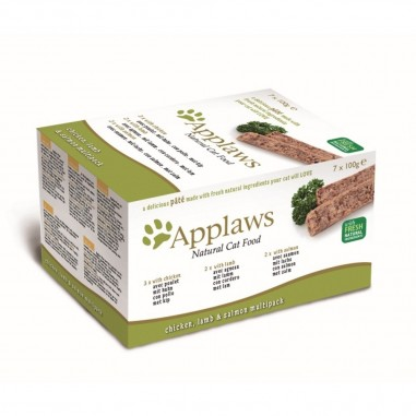 Applaws Pate Multipack Country Selection