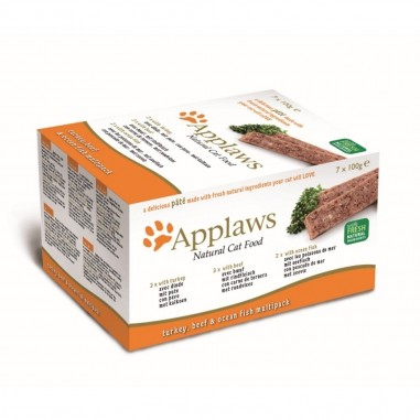 Applaws Pate Multipack Fresh Selection