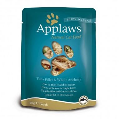 Applaws Tonijnfilet & Ansjovis 12 x 70 gram