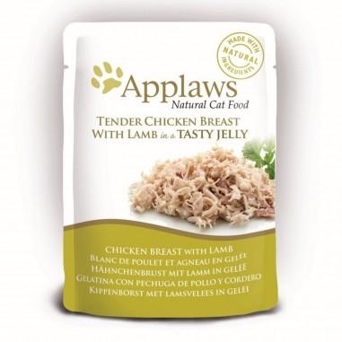 Applaws Kippenborst & Lam in Gelei 70 gram