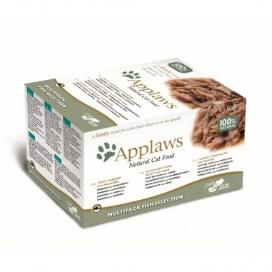 Applaws Pots Multipack Fish Selection