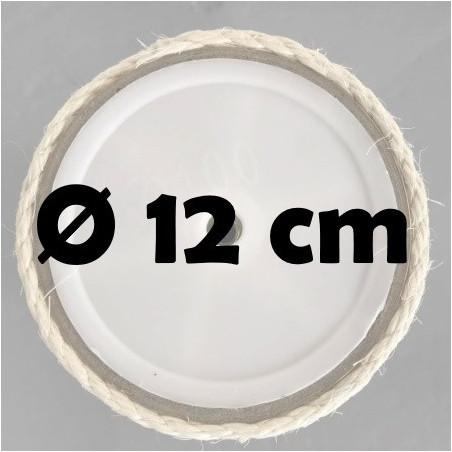 Sisalpalen Ø 12 cm