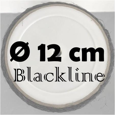 Sisalpalen Blackline Ø 12 cm