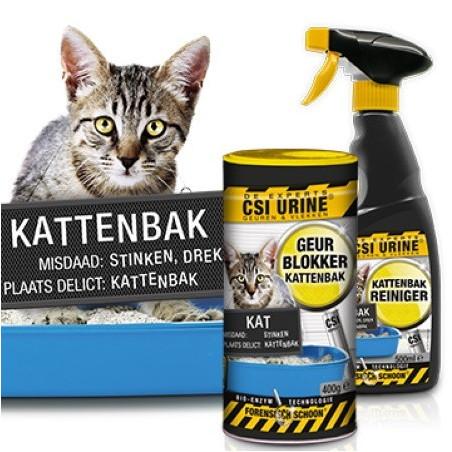 Kattenbak Reinigen / Hygiëne